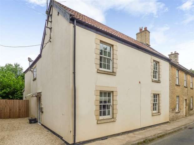 4 Bedrooms Semi Detached House for sale in Burton, Burton, Chippenham, Wiltshire