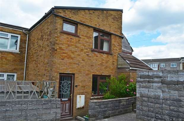 3 Bedrooms Semi Detached House for sale in Woodland Close, Bettws, Bridgend, Mid Glamorgan