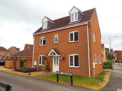 4 Bedrooms Detached House for sale in Downham Market, Norfolk