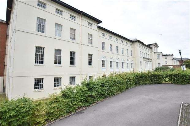 1 Bedroom Flat for sale in The Crescent, GLOUCESTER, GL1 3LF