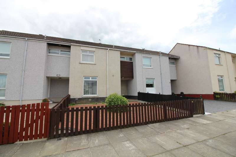 3 Bedrooms Terraced House for sale in Heather Park, Ayr