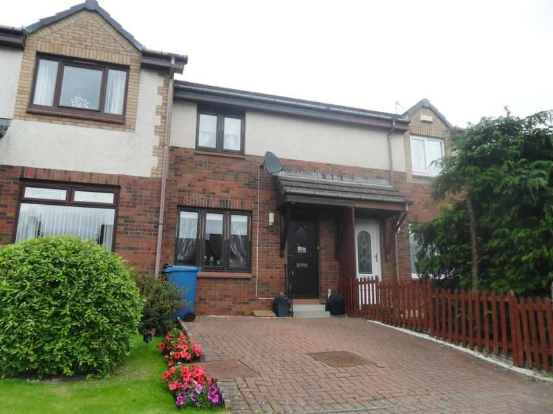 2 Bedrooms Terraced House for sale in 12 Eyrepoint Court, Glasgow, G33 3GE