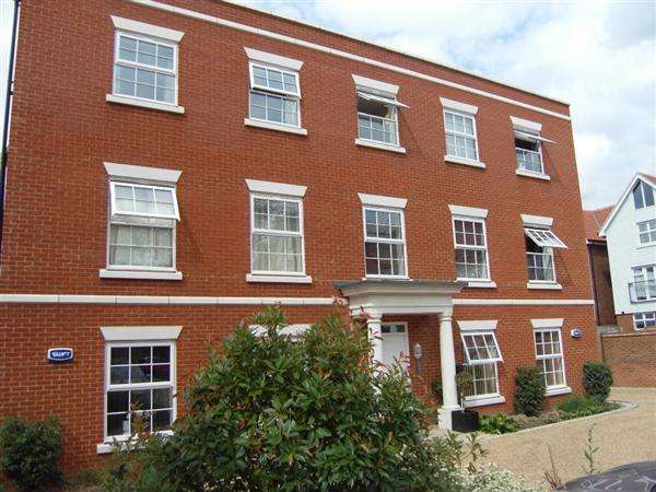 2 Bedrooms Apartment Flat for sale in ,Tilling Close, Maidstone, Maidstone
