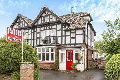 4 Bedrooms Semi Detached House for sale in Shaw Green Lane, Prestbury, Cheltenham, Gloucestershire