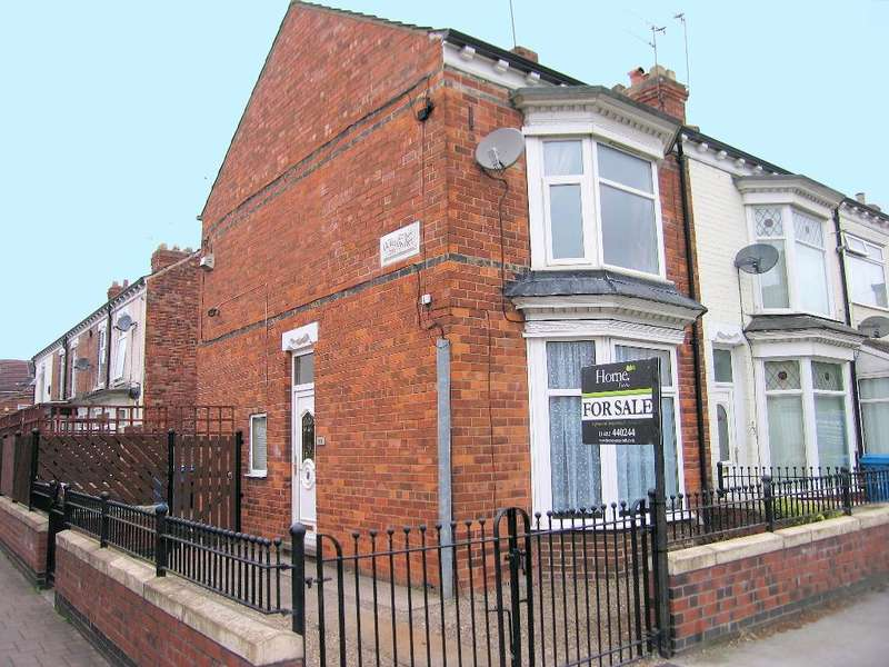 2 Bedrooms House for sale in De La Pole Avenue, Hull, HU3 6RF