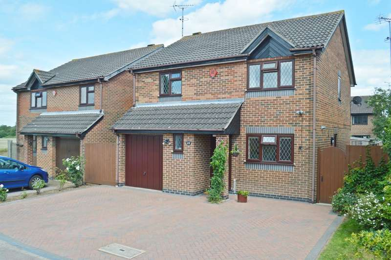 4 Bedrooms Detached House for sale in Chelveston, Welwyn Garden City, AL7