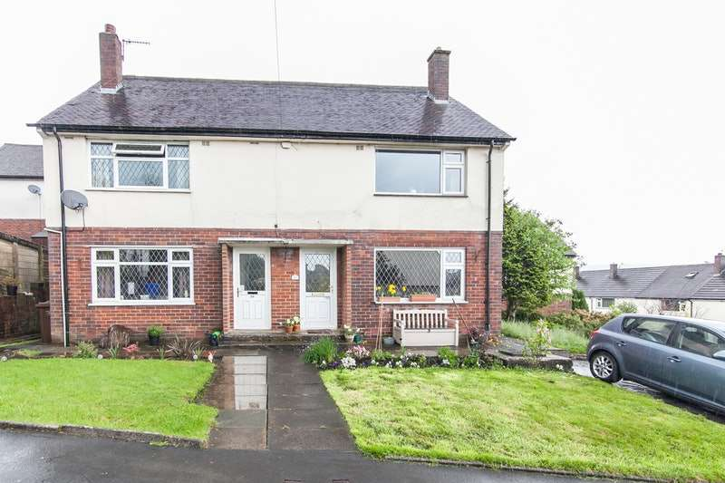 2 Bedrooms Semi Detached House for sale in Hillside Road, Ramsbottom, Greater Manchester, BL0