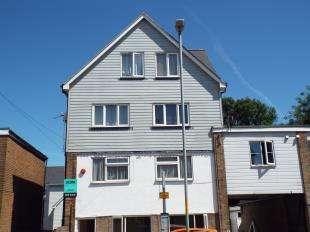 1 Bedroom Flat for sale in Risborough Lane, Cheriton, Folkestone, Kent