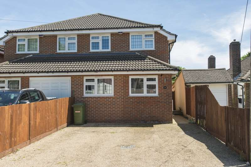 4 Bedrooms Semi Detached House for sale in Lebanon Gardens, Westerham, Kent, TN16