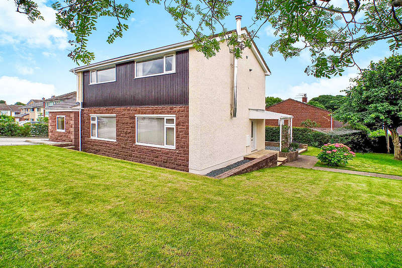 3 Bedrooms Detached House for sale in Derwent Bank, Seaton, Workington, CA14
