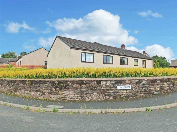 3 Bedrooms Detached Bungalow for sale in The Croft, Warcop, Appleby-in-Westmorland, Cumbria