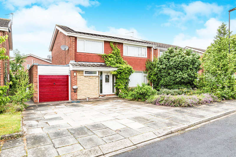 4 Bedrooms Detached House for sale in Whitton Close, Bessacarr, Doncaster, DN4