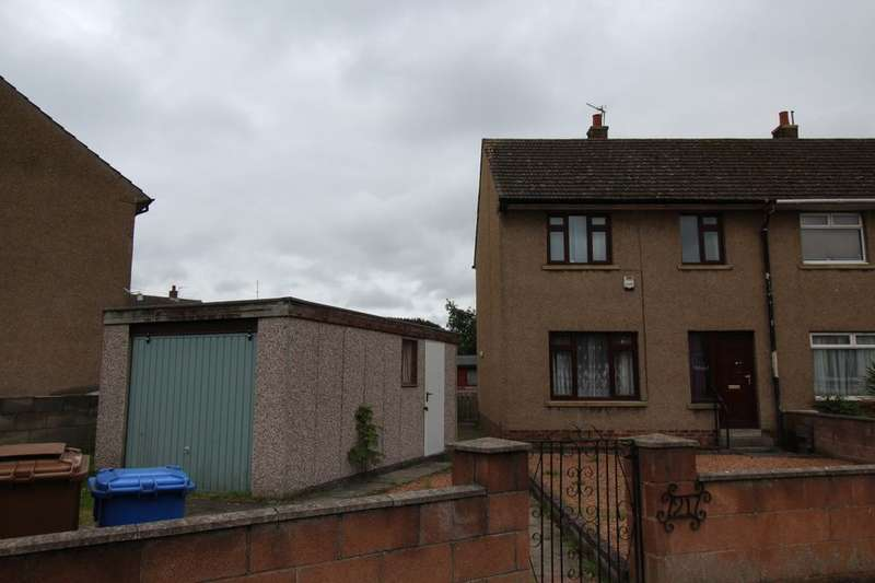 3 Bedrooms Semi Detached House for sale in Kemnay Gardens, Dundee, DD4