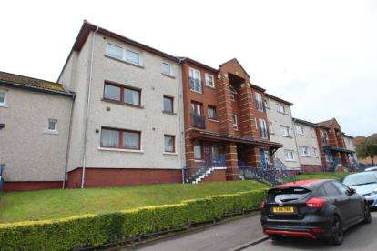 2 Bedrooms Flat for sale in Sandaig Road, Glasgow, Lanarkshire