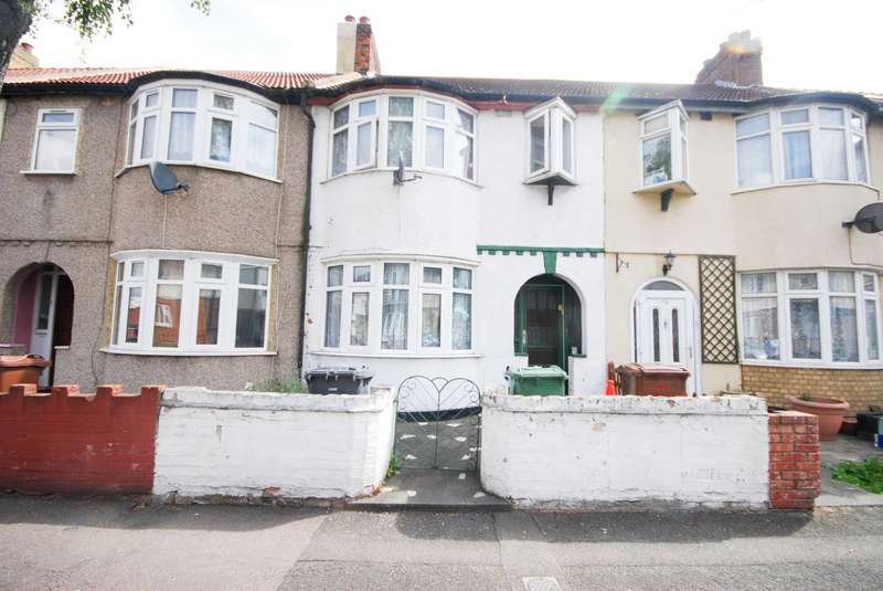 3 Bedrooms Terraced House for sale in Burwell Road, Leyton