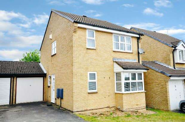 3 Bedrooms Link Detached House for sale in Chatton Close, Lower Earley, Reading,