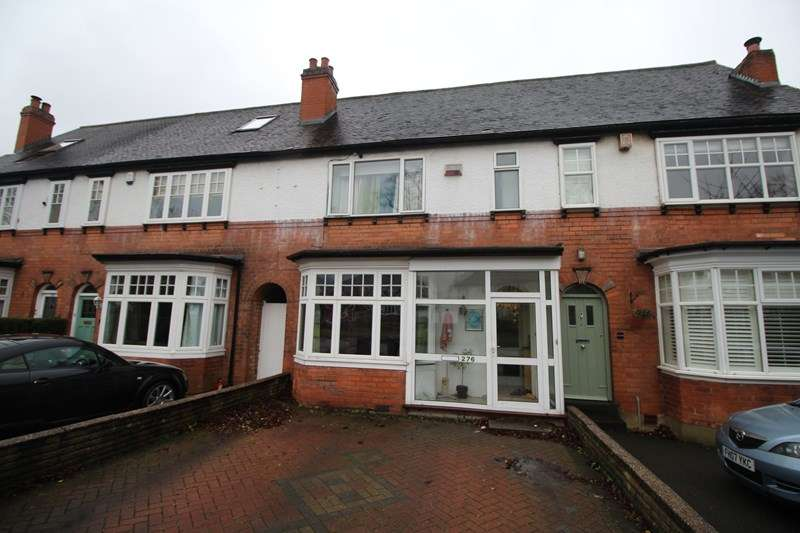 3 Bedrooms Terraced House for sale in Robin Hood Lane, Hall Green, Birmingham