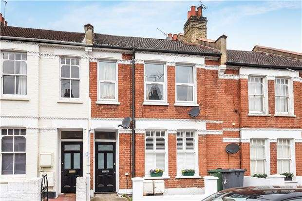 3 Bedrooms Flat for sale in Kingswood Road, Brixton, LONDON, SW2