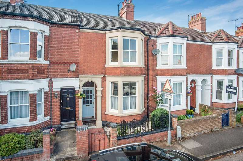 3 Bedrooms Terraced House for sale in Cambridge Street, Wolverton