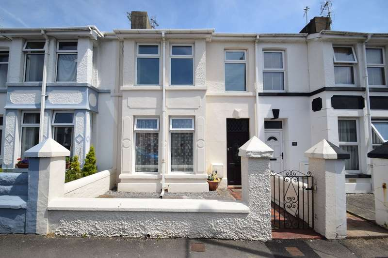 4 Bedrooms Ground Flat for sale in 48a&b Suffolk Place, Porthcawl, Bridgend County Borough, CF36 3EA.
