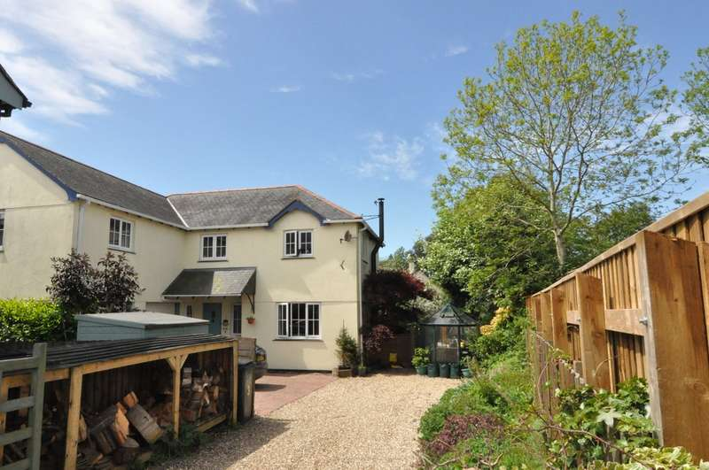 5 Bedrooms Detached House for sale in Kingston, Kingsbridge, South Devon