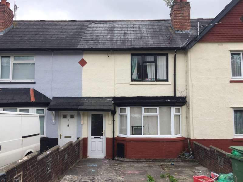 2 Bedrooms Terraced House for sale in Deere Place, Cardiff