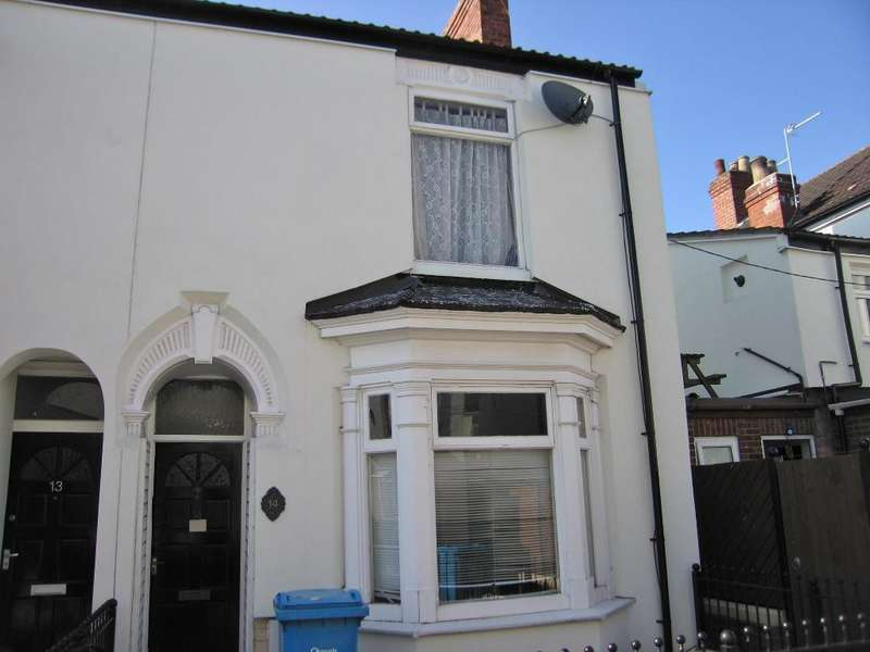 2 Bedrooms House for sale in Myrtle Avenue, Wellstead Street, Hull, HU3 3BB