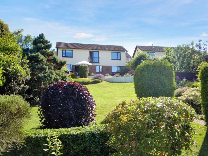 3 Bedrooms Detached House for sale in Buttercombe Close, East Ogwell