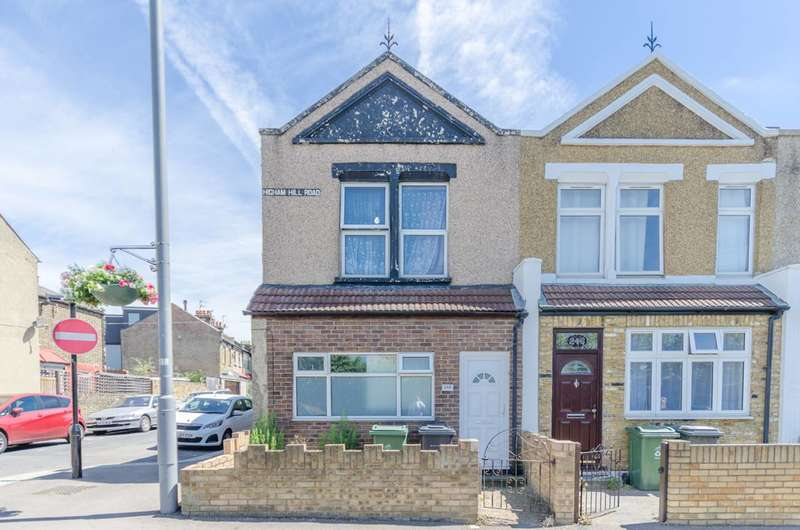 1 Bedroom Flat for sale in Higham Hill Road, Higham Hill, E17