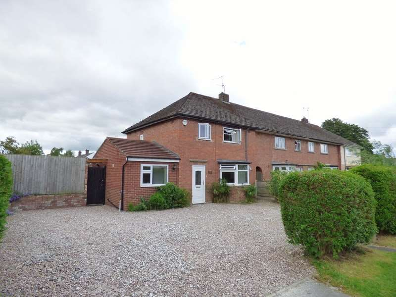 4 Bedrooms End Of Terrace House for sale in Woodfields, Christleton, Cheshire, CH3