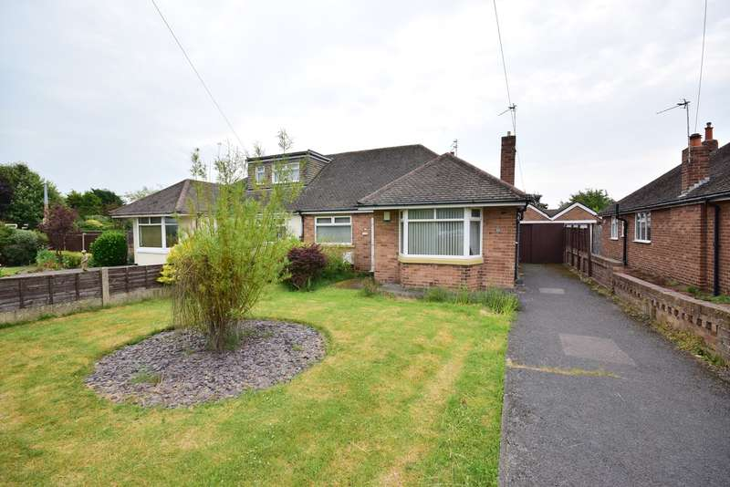 3 Bedrooms Semi Detached Bungalow for sale in Lowton Road, Lytham St Annes, FY8