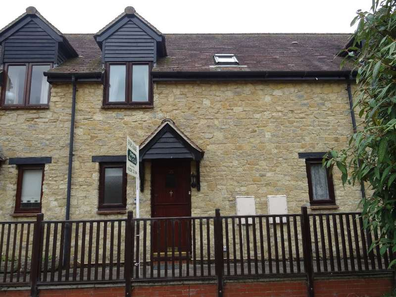 3 Bedrooms Terraced House for sale in HIPWELL COURT, OLNEY