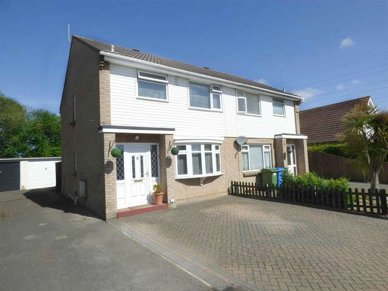3 Bedrooms Semi Detached House for sale in IMMACULATE THREE BEDROOM HOUSE with CONSERVATORY & GARAGE