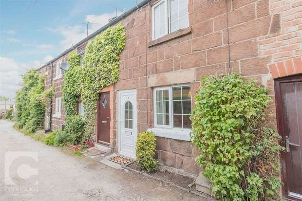2 Bedrooms Terraced House for sale in Newtown, Little Neston, Neston, Cheshire