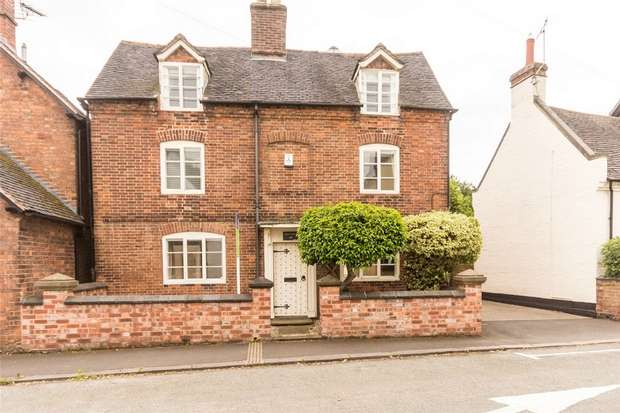 5 Bedrooms Detached House for sale in 158 Main Street, Alrewas, Burton upon Trent, Staffordshire