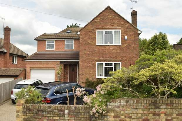 4 Bedrooms Detached House for sale in 86 St Johns Road, Sevenoaks