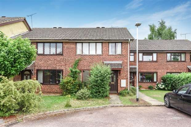 3 Bedrooms Terraced House for sale in Blenheim Close, WOKINGHAM, Berkshire