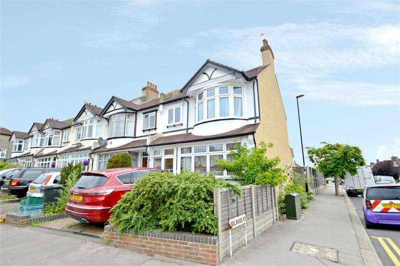 3 Bedrooms End Of Terrace House for sale in Craigen Avenue, Croydon, Surrey