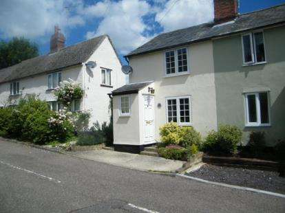 2 Bedrooms Semi Detached House for sale in Steeple Bumpstead, Haverhill