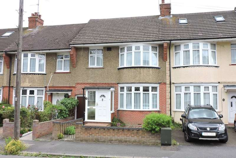 3 Bedrooms Terraced House for sale in Kingsley Road, Luton, Bedfordshire, LU3 2LS