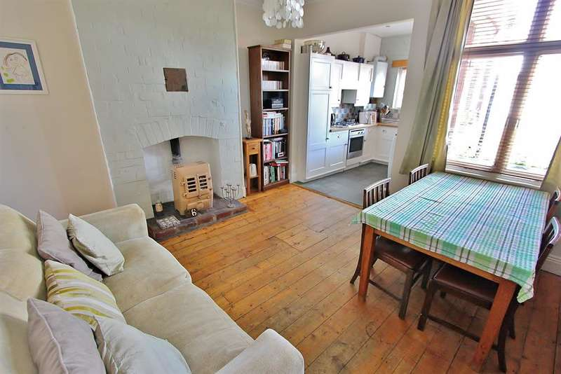 3 Bedrooms Terraced House for sale in Wayland Road, Sharrow Vale, Sheffield, S11 8YE