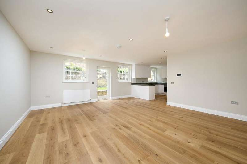 3 Bedrooms Mews House for sale in The Old School, central Richmond
