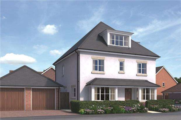 5 Bedrooms Detached House for sale in Warren House Road, Wokingham, Berkshire