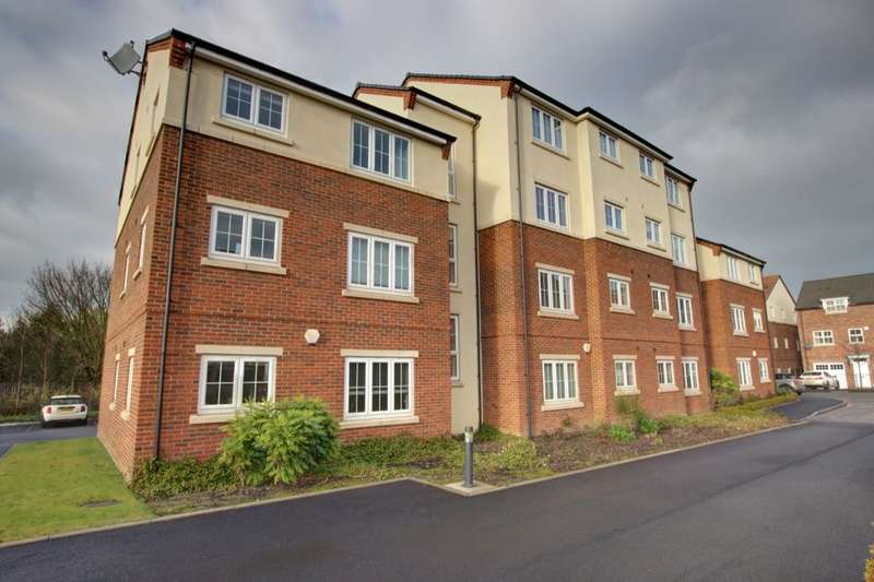 2 Bedrooms Flat for sale in Bridle Way, Houghton Le Spring, DH5