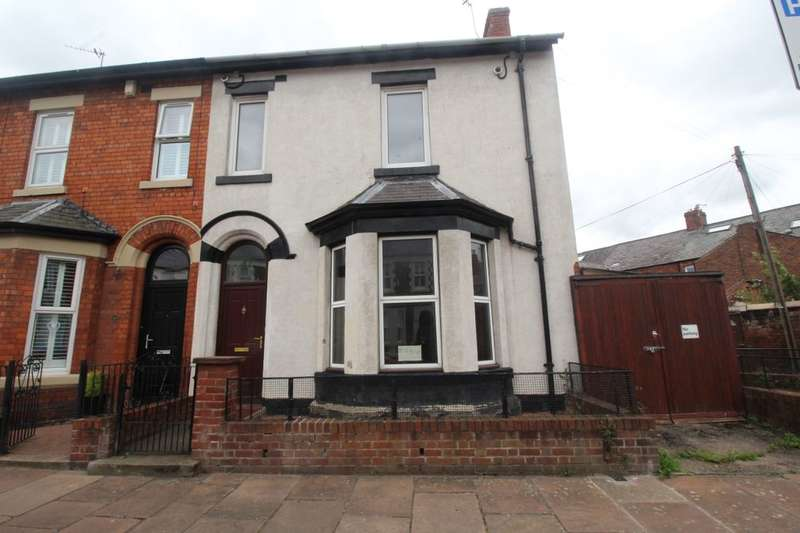 3 Bedrooms Property for sale in Petteril Street, Carlisle, CA1