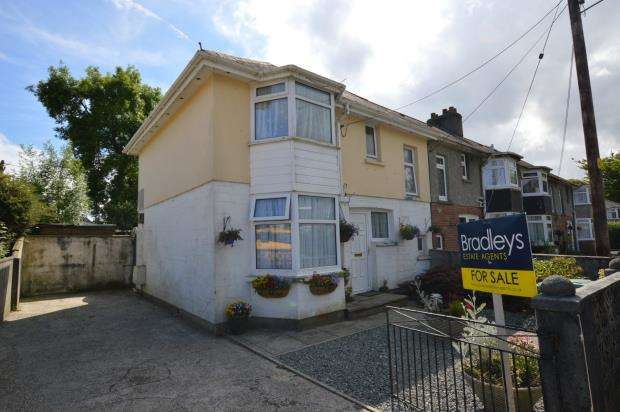 3 Bedrooms End Of Terrace House for sale in Park Road, Liskeard, Cornwall
