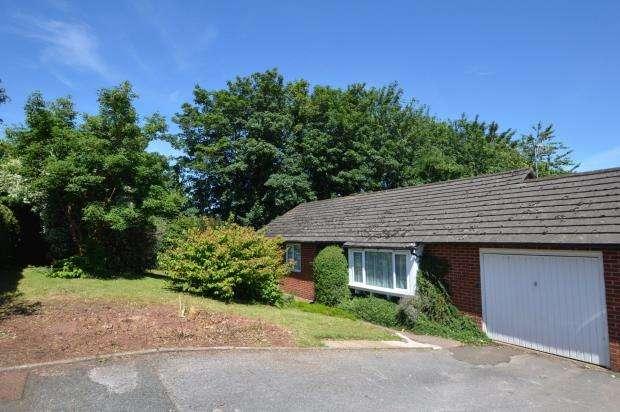 3 Bedrooms Bungalow for sale in Fowey Avenue, Veille Park, Torquay, Devon