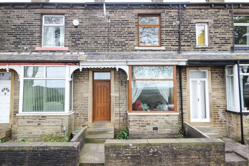 2 Bedrooms Terraced House for sale in ALBERT VIEW, HALIFAX, West Yorkshire, HX2