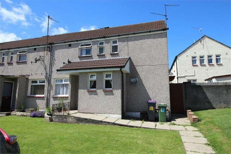 3 Bedrooms End Of Terrace House for sale in South Avenue, Sebastopol, Pontypool, NP4