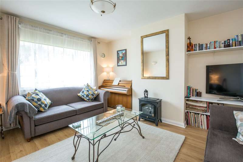 2 Bedrooms Apartment Flat for sale in Ossulton Way, East Finchley, London, N2